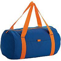 Сумка Tribeca, синяя с оранжевым (артикул 01204885TUN)