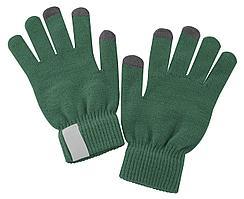 Сенсорные перчатки Scroll, зеленые (артикул 2793.90)