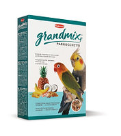 Padovan Grandmix Parochetti, для средних попугаев, уп.850гр.