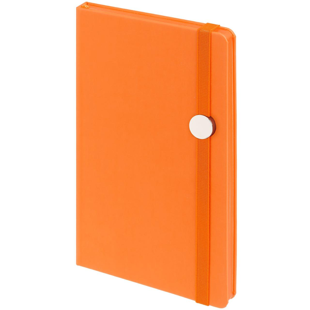 Блокнот Shall Round, оранжевый (артикул 11882.20)
