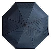 Складной зонт Magic с проявляющимся рисунком, темно-синий (артикул 5660.42)
