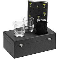 Набор «Культура пития», с бокалами и камнями для виски (артикул 10333.01)