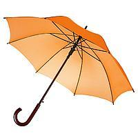 Зонт-трость Unit Standard, оранжевый (артикул 393.20)