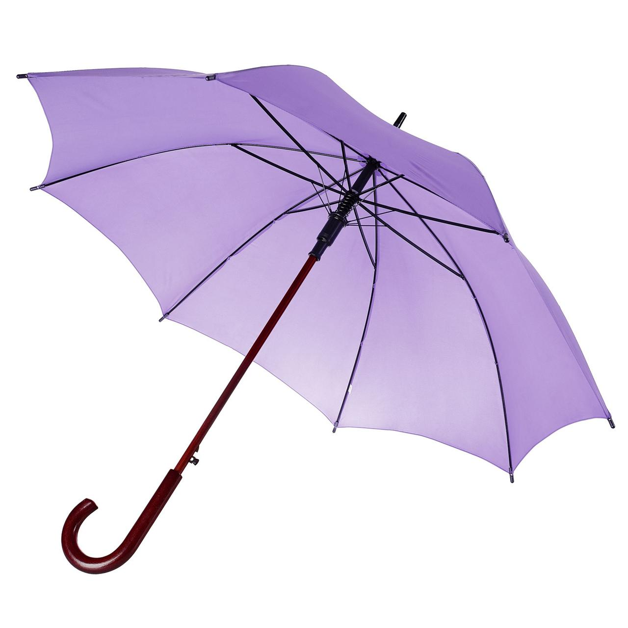 Зонт-трость Unit Standard, сиреневый (артикул 393.71)