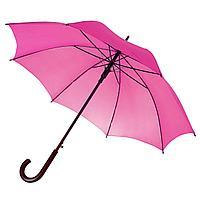 Зонт-трость Unit Standard, ярко-розовый (фуксия) (артикул 393.57)