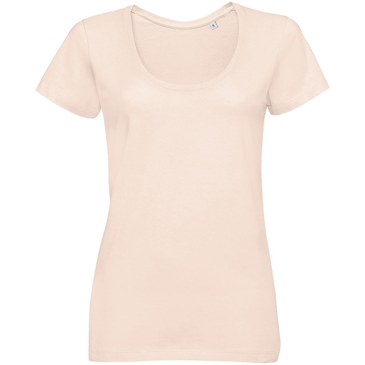 Футболка женская Metropolitan, светло-розовая (артикул 02079143)