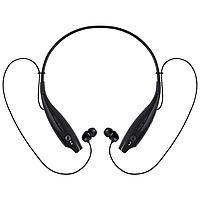 Bluetooth наушники stereoBand, черные (артикул 2899.30)