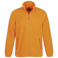 Куртка мужская North, оранжевый неон (артикул 1909.29)