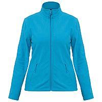 Куртка женская ID.501 бирюзовая (артикул FWI51441)
