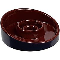 Набор подсвечников Form Fluid, бордовый (артикул 11288.55)