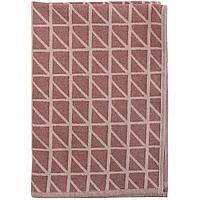 Кухонное полотенце Twist, бордовое (артикул 10633.55), фото 1