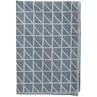 Кухонное полотенце Twist, темно-синее (артикул 10633.40), фото 1
