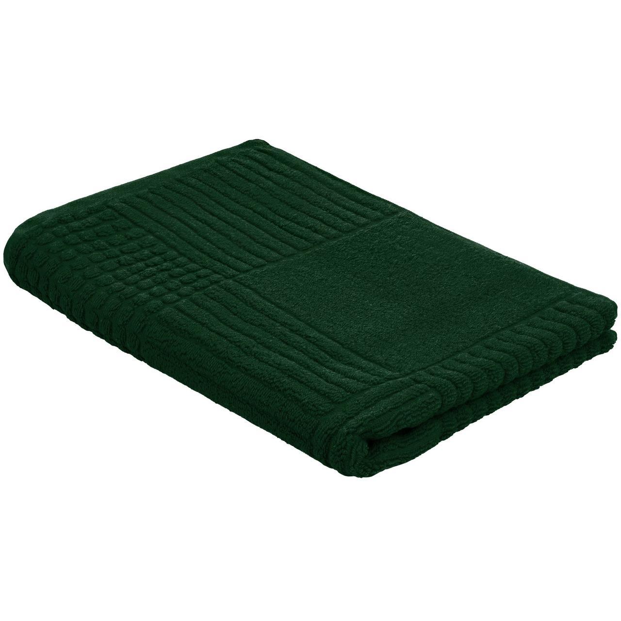 Полотенце Farbe, среднее, зеленое (артикул 20007.90)