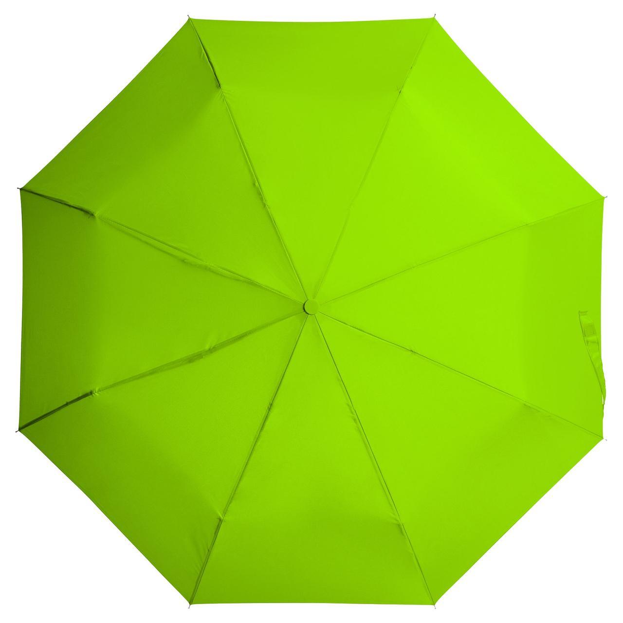 Зонт складной Unit Basic, зеленое яблоко (артикул 5527.94)