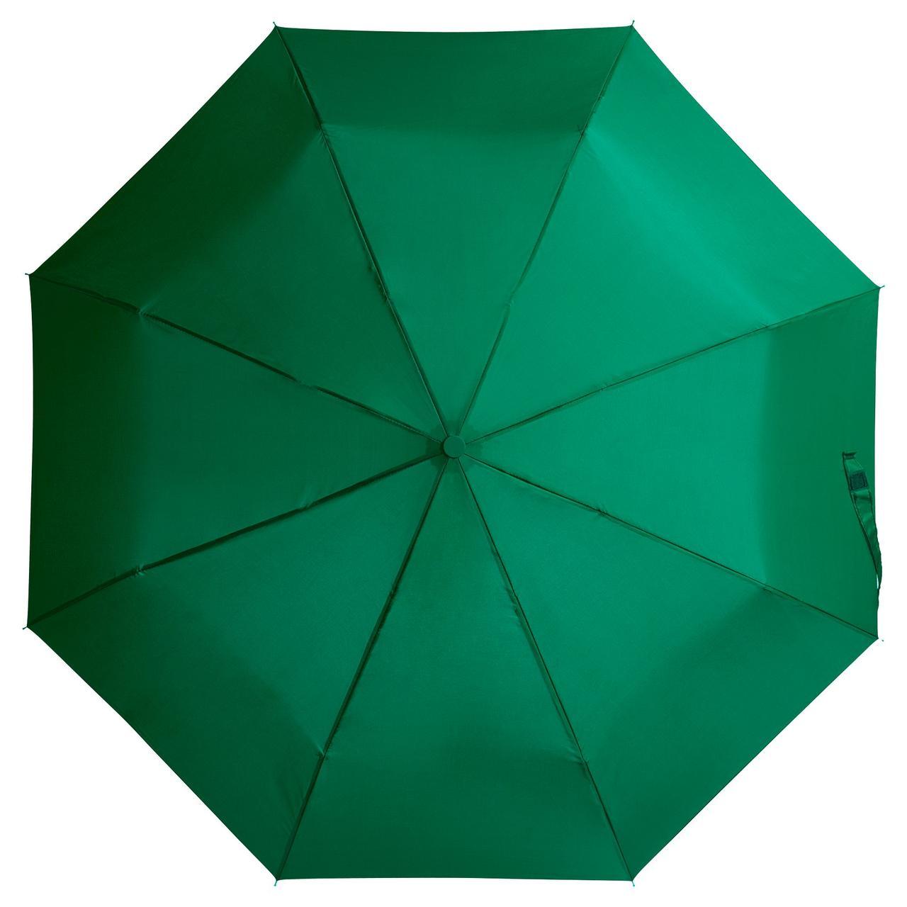 Зонт складной Unit Basic, зеленый (артикул 5527.90)
