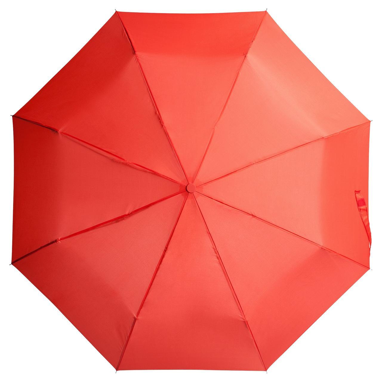 Зонт складной Unit Basic, красный (артикул 5527.50)
