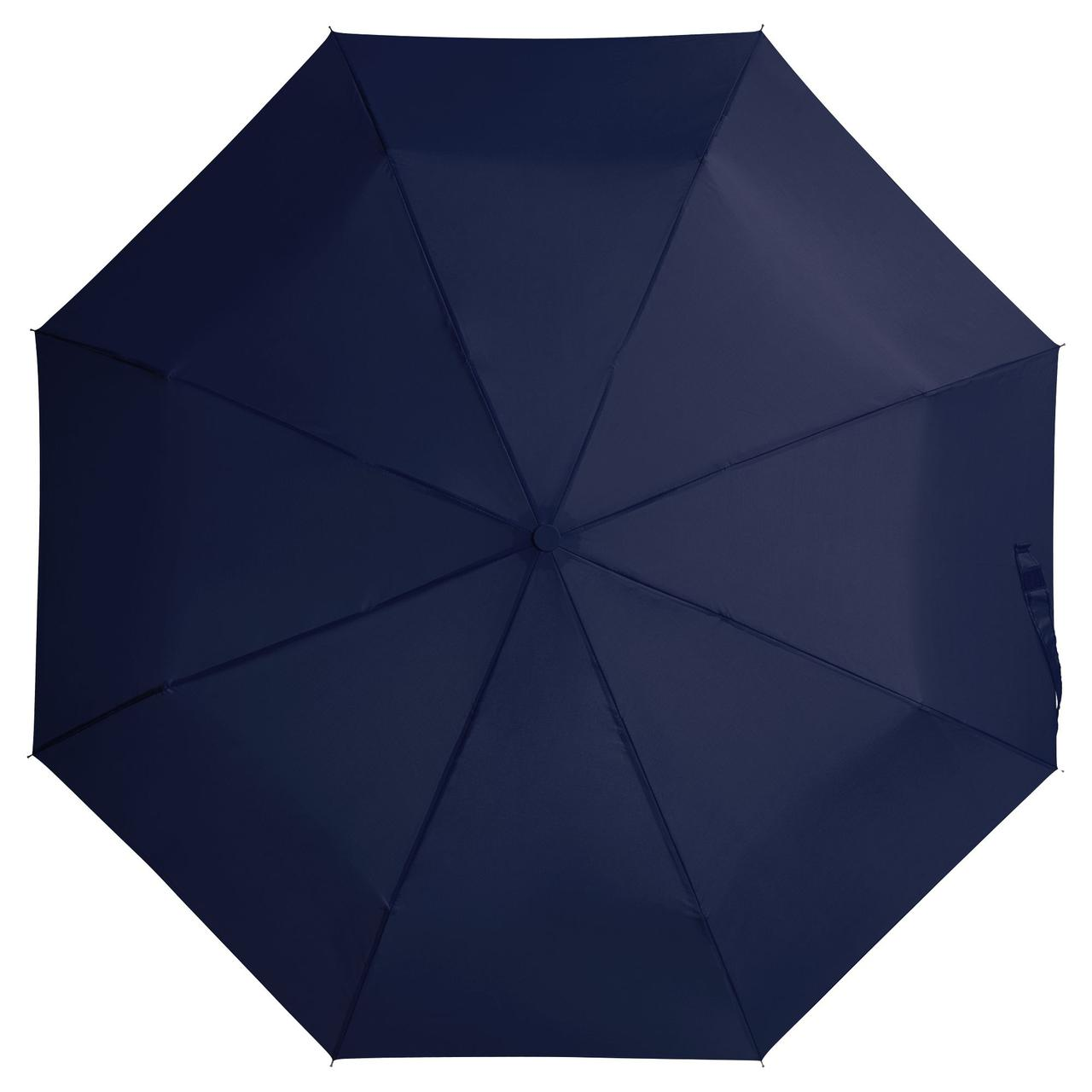 Зонт складной Unit Basic, темно-синий (артикул 5527.42)