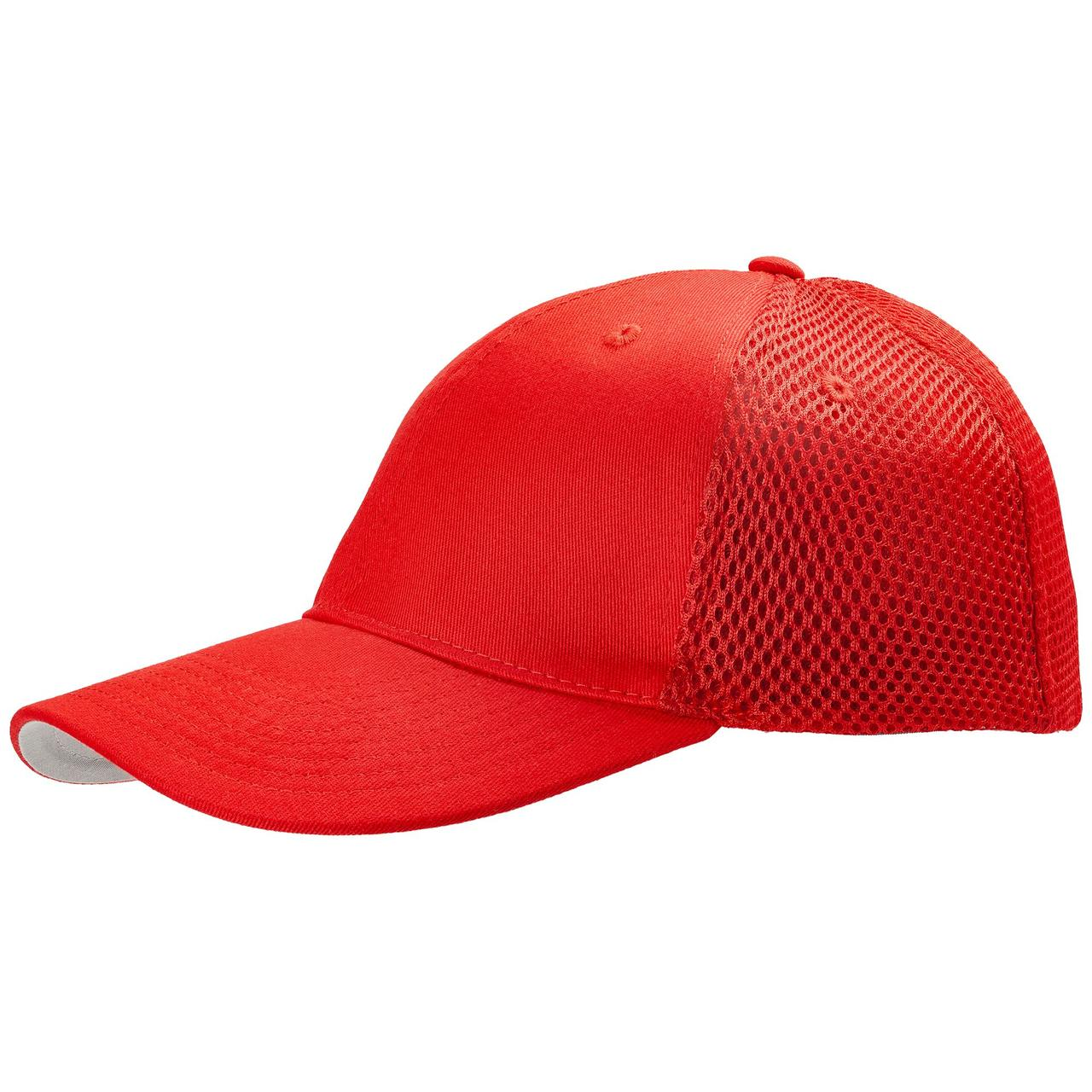Бейсболка Ronas Hill, красная (артикул 7258.50)