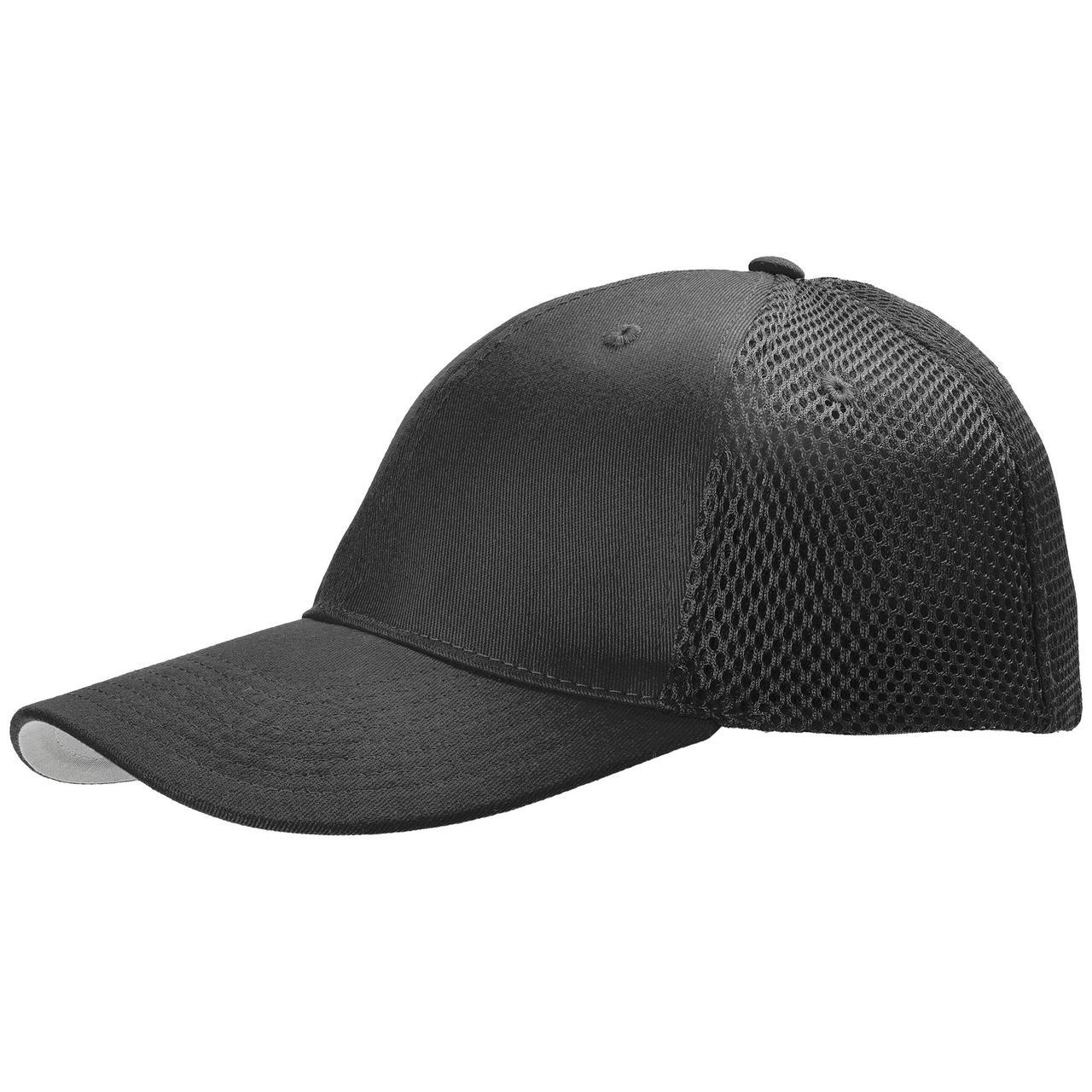Бейсболка Ronas Hill, черная (артикул 7258.30)