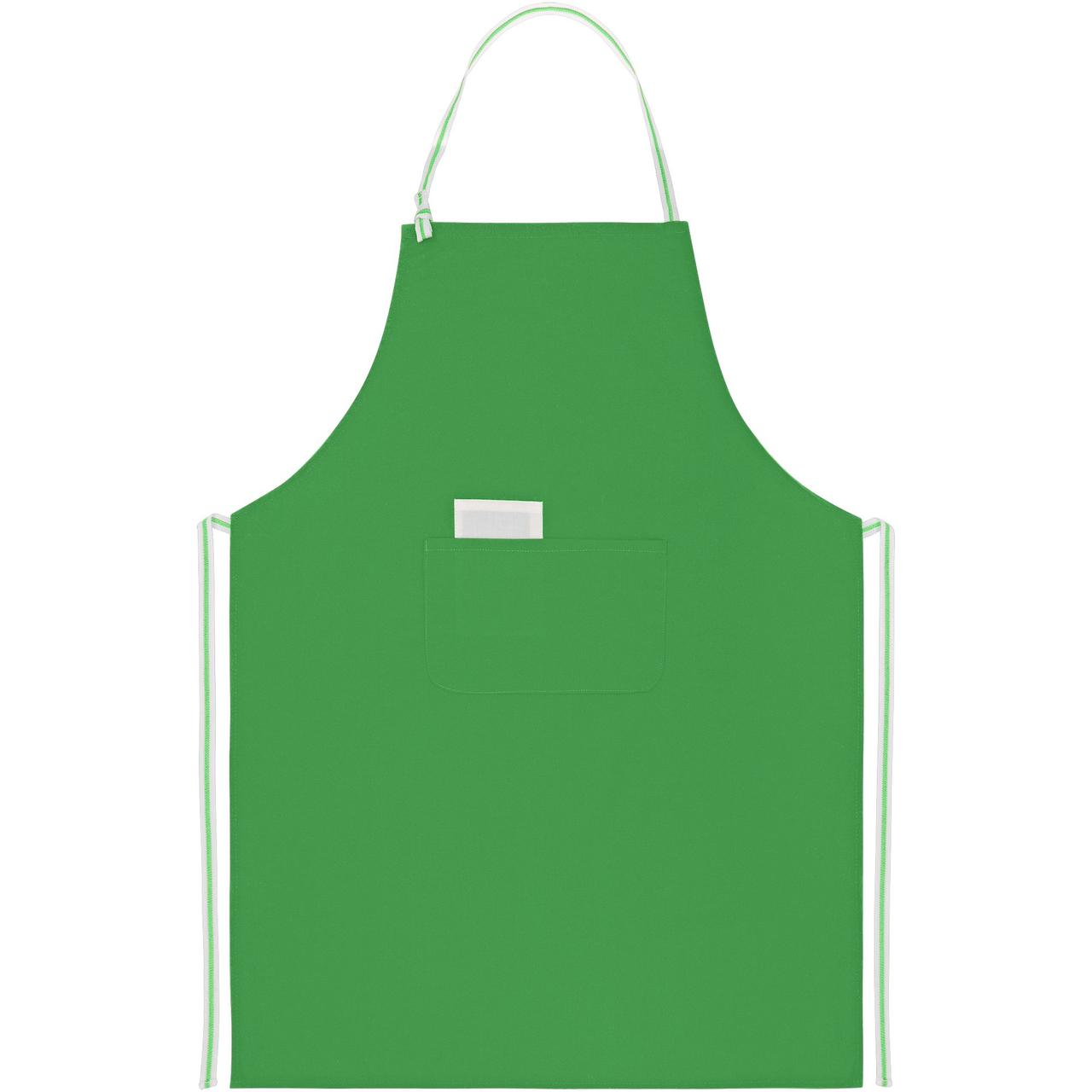 Фартук Recipe, зеленый (артикул 7044.90)