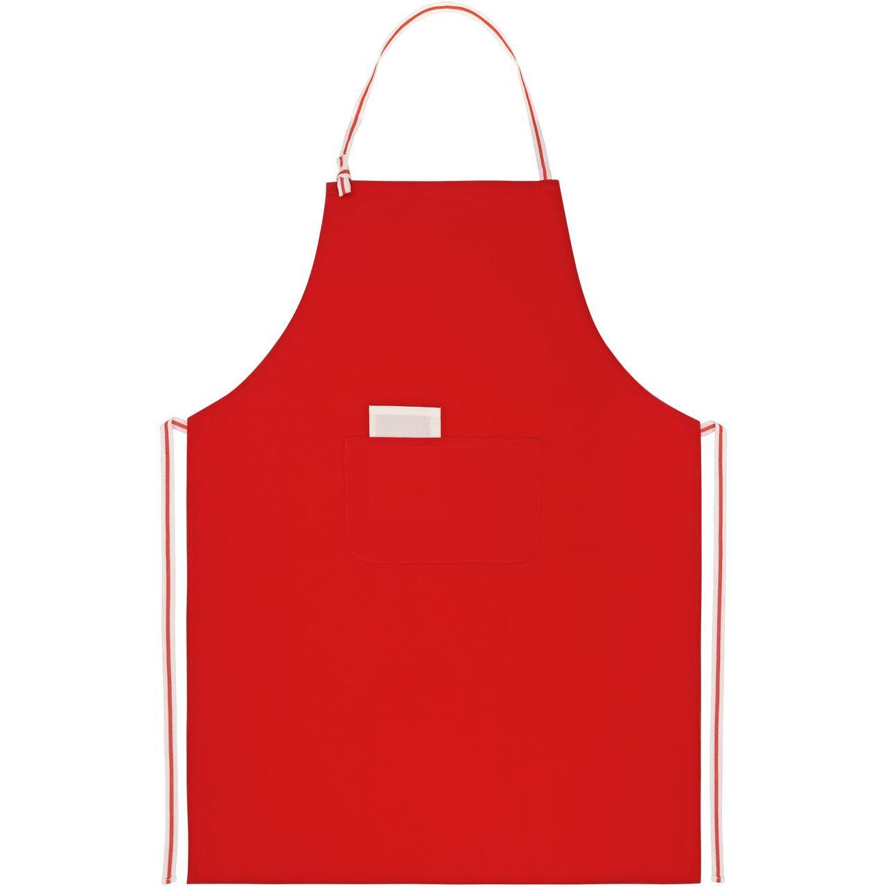Фартук Recipe, красный (артикул 7044.50)