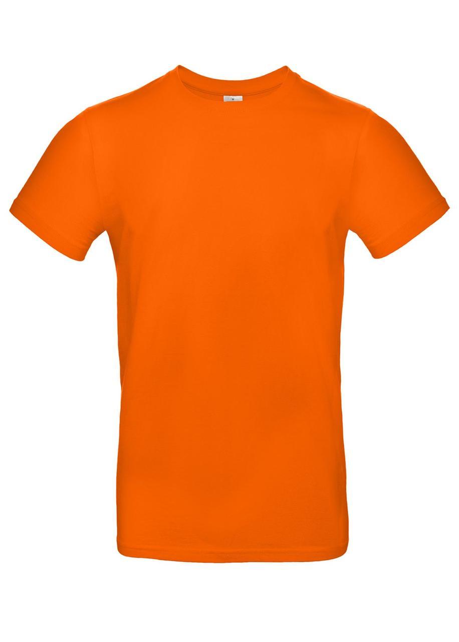 Футболка E190 оранжевая (артикул TU03T235)