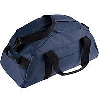 Спортивная сумка Portage, темно-синяя (артикул 4778.40)