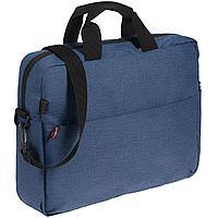 Сумка для ноутбука Locus, синяя (артикул 10396.40)