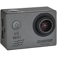 Экшн-камера Digma DiCam 300, серая (артикул 14866)