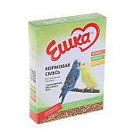Ешка для волнистых попугаев, с витаминами для окраса пера, уп. 500гр.