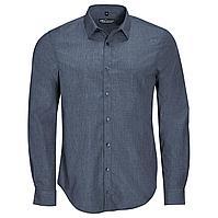 Рубашка Barnet Men синий меланж (джинс) (артикул 01428223)