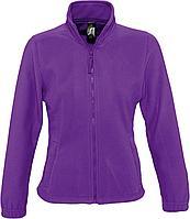 Куртка женская North Women, фиолетовая (артикул 5575.77)