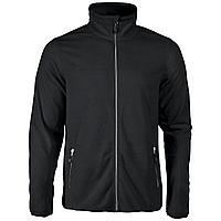 Куртка флисовая мужская Twohand черная (артикул 1691.30)