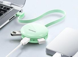 USB-разветвители Macaron (артикул 8016.15)