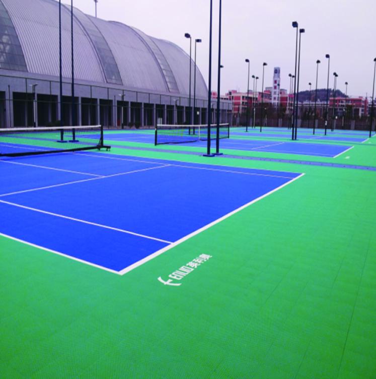 Покрытие хард для теннисных кортов