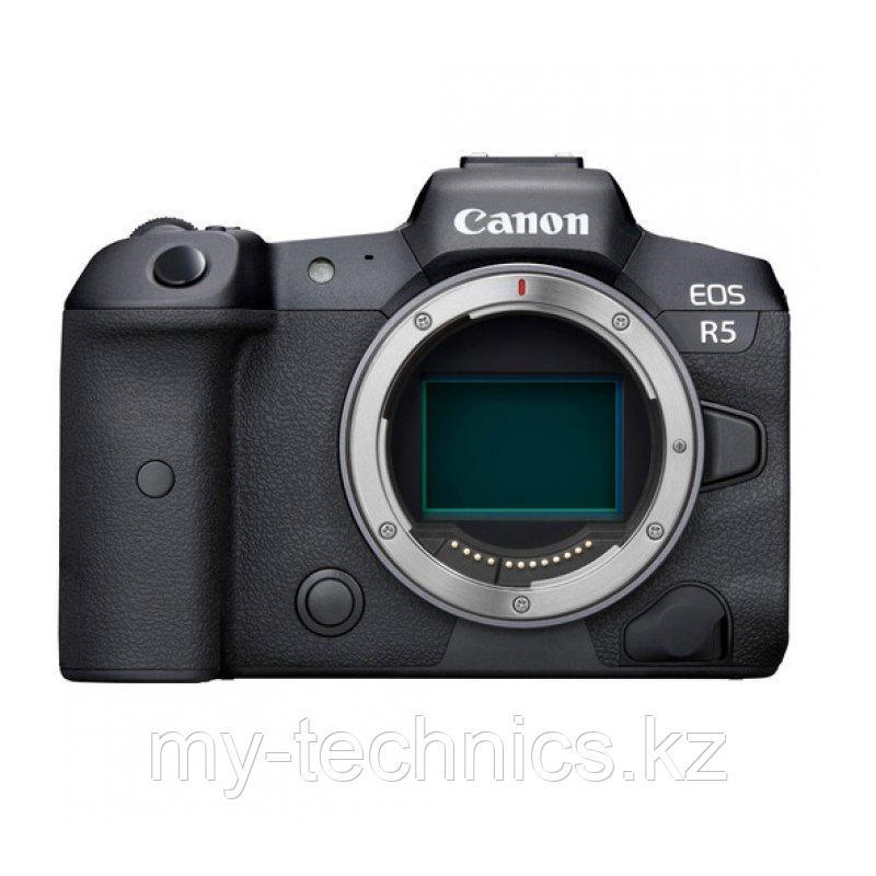 Фотоаппарат Canon EOS R5 Body + Mount Adapter Canon EF-EOS R