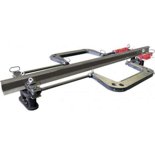 УГ70/400 Установка для натяжения рельсовых плетей