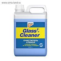 Очиститель стёкол Glass cleaner, 4 л