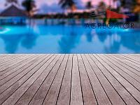 Напольное покрытие для зоны бассейна (материал)