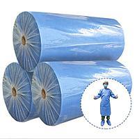 PP Нетканые материалы для медицины SS/SSS/SMS/SMMS/SSMMS Защитная одежда медицинского персонала