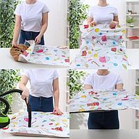 Вакуумный пакет для хранения одежды «Сладости», 60×80 см