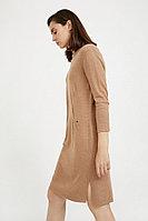 Платье женское Finn Flare, цвет корица, размер S