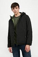 Куртка мужская Finn Flare, цвет черный, размер 3XL