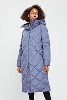 Пальто женское Finn Flare, цвет темный синевато-серый , размер 5XL
