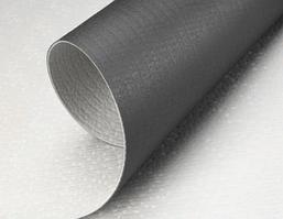 Мембрана ПВХ ECOPLAST V-RP 1,5 мм 2,10х25 м серый