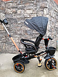 Трёхколёсный велосипед Барс Т 053, фото 4