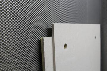 Звукоизоляционные сэндвич-панели Sound Block 40 (с комплектом крепежа)