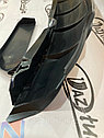 Диффузор - накладка на задний бампер «Фортуна» Приора хетчбэк, фото 6