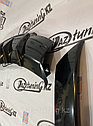 Диффузор - накладка на задний бампер «Фортуна» Приора хетчбэк, фото 4