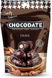 Chocodate финики в темном шоколаде,100 грамм